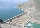 سد سفیدرود سرریز کرد/رهاسازی آب در کانال های آب بر فومن و سنگر