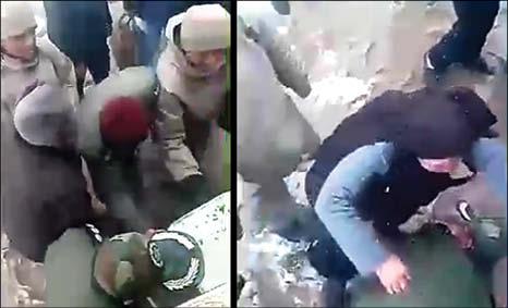 فیلم منتشر شده از سرهنگ ارتش در فضای مجازی غوغا کرد+فیلم