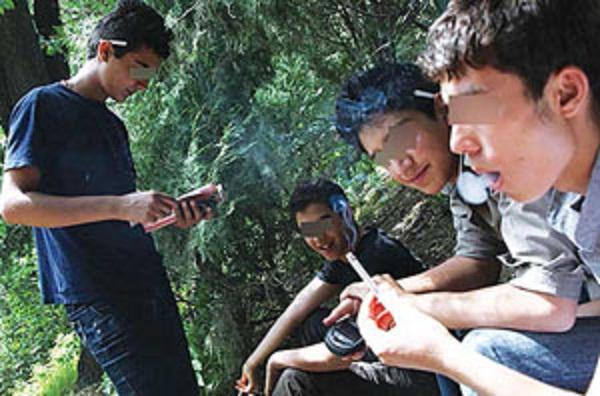 سن شروع مصرف سیگار در گیلان 15 سال است/30 درصد نوجوانان گیلانی چاق هستند