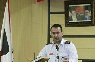 شهرام مومنی، عضو جدید هیئت رئیسه انجمن آتش نشانان