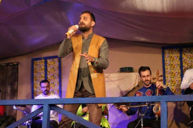 برگزاری جشنواره نوروزی سفره هفت سین در عسگر آباد دهکاء