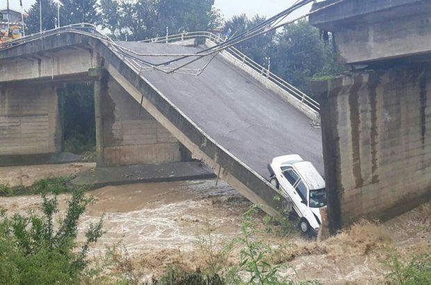 پل کیازنیک املش سال آینده به بهره برداری می رسد