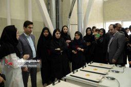 گزارش تصویری بازدید خبرنگاران از کارخانه گیلان خوشه