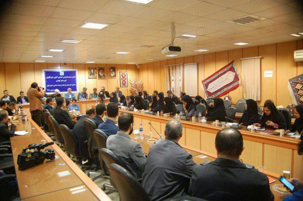 برگزاری نشست هم اندیشی اعضای کانون خبرنگاران فومن با مدیر کل ارشاد اسلامی گیلان