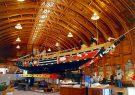 ایجاد موزه های دریایی و ثبت آثار تاریخی دریانوردی استان