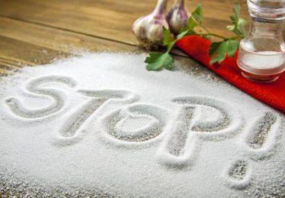 گیلانیان 4 برابر استاندارد نمک مصرف می کنند
