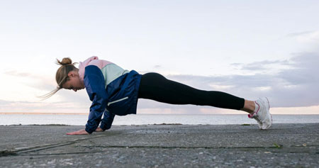 چگونه با سه حرکت ساده چربی شکم و فشار عصبی را کاهش دهیم؟