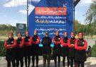 تیم قایقرانی بانوان لاهیجان مقام سوم انتخابی تیم ملی رفتینگ را کسب کرد
