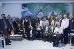 گزارش تصویری همایش فرهنگ و هنر رودبار در شهر جیرنده عمارلو