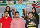 نفرات برتر دومین دوره مسابقات کارتینگ جام رمضان فومن معرفی شدند
