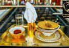 تایید سرو غذا با روکش طلا در دو رستوران گیلان