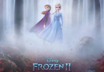 فیلم:تریلر رسمی frozen 2 منتشر شد