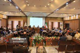 گزارش تصویری  چهل و هفتمین نشست تخصصی توسعه سازمان مدیریت و برنامهریزی گیلان
