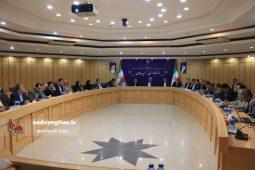 گزارش تصویری جلسه شورای آموزش و پرورش استان گیلان