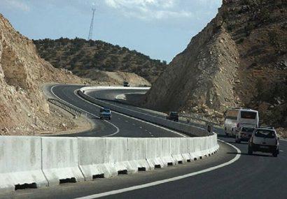 احداث مسیر برگشت آزاد راه از داخل شهر رودبار با حمایت نوبخت