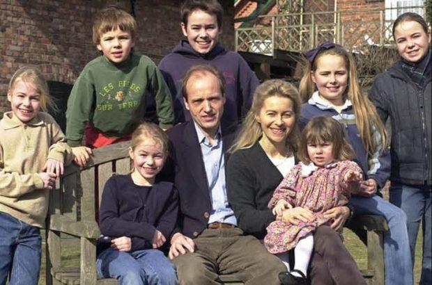 رئیس کمیسیون اروپا ،پزشکی که مادر ۷ فرزند است!
