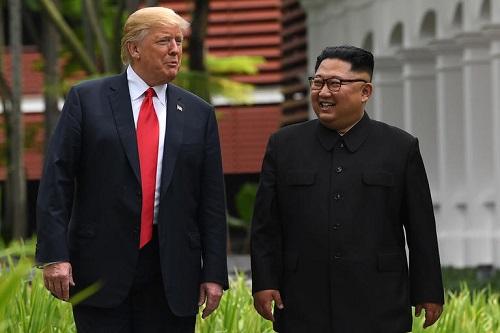 گام های تاریخی رئیس جمهور آمریکا در خاک کره شمالی/دستاوردی بزرگ برای صلح جهانی یا نمایشی برای انتخابات 2020؟