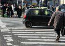 اجرای ساماندهی تردد در گذرگاههای عابر پیاده شهر رشت