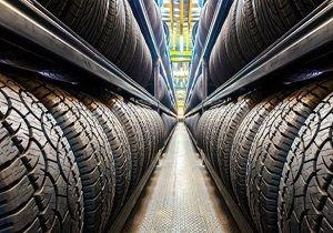 ۲۰ هزار حلقه لاستیک خودرو های سنگین در گیلان توزیع شده است