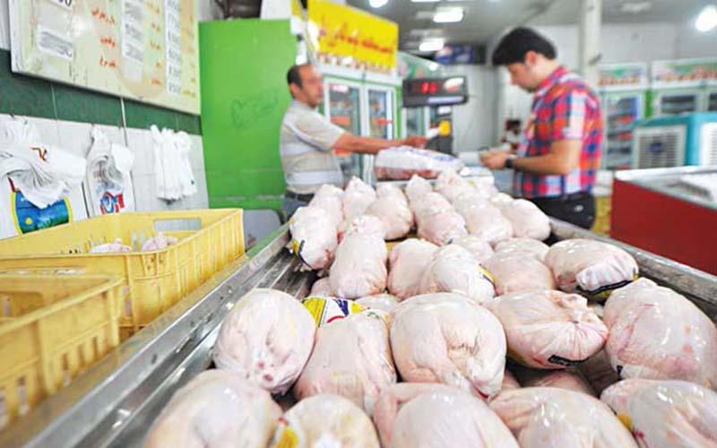 برای جبران افزایش تولید مرغ ناگزیر به افزایش قیمت شدیم/تفاوت قیمت در استانهای همجوار عامل کمبود مرغ است