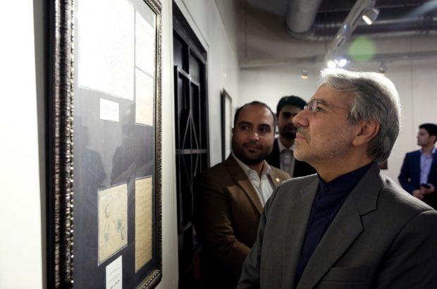 بازدید معاون رئیس جمهور از نمایشگاه تاریخ محلی گیلان/نوبخت: فرهنگ غنی گیلان برای نسل امروز بازگو شود