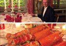 شام های اشرافی آقای وزیر کار دستش داد!