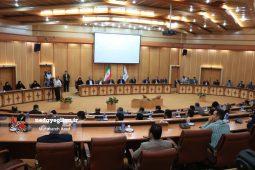 گزارش تصویری همایش مشترک شهرداران و دهیاران گیلان