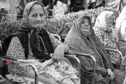گزارش تصویری جشن آسایشگاه سالمندان و معلولین گیلان
