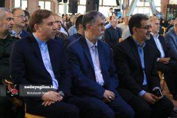 گزارش تصویری مراسم سی و هشتمین سالگرد شهیدان انصاری و نورانی