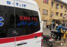 سوختگی 90 درصدی یک مرد در انفجار خیابان فلسطین رشت