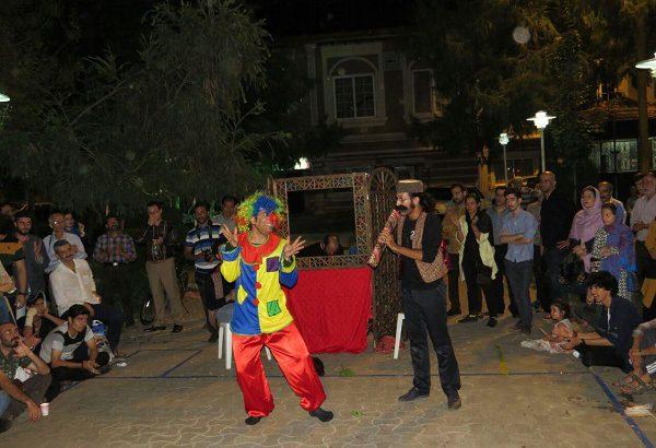 معرفی آثار راه یافته به جشنواره تئاتر خیابانی شهروند لاهیجان