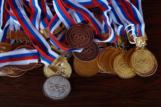 توزیع ۱۲۱ مدال رنگارنگ در مسابقات کیک بوکسینگ قهرمانی گیلان