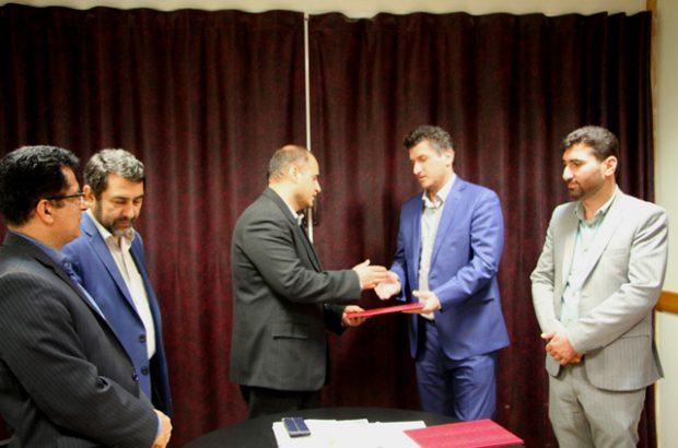 رضا حسن پور بهعنوان معاون سرمایه گذاری و برنامه ریزی استان گیلان منصوب شد