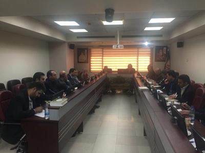 حضور پر رنگ دانشگاه علوم پزشکی گیلان درنشست دانشگاه های ایرانی عضو اتحادیه دانشگاهای دولتی حاشیه خزر