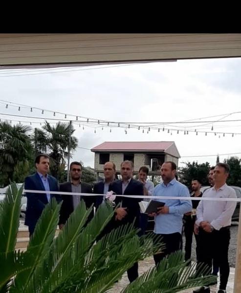 افتتاح یک واحد بین راهی در شهرستان آستانه اشرفیه