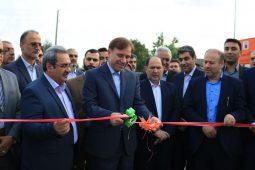 گزارش تصویری افتتاح جایگاه اختصاصی عطایی در سومین روز از هفته دولت