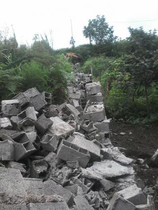 آزاد سازی 1800 متر مربع از اراضی تصرف شده در چابکسر
