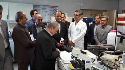 روند ارایه خدمات درمانی در آستانه اشرفیه بررسی شد