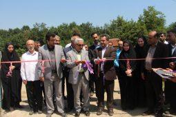گزارش تصویری بهره برداری از مجتمع آبرسانی شهربیجار  رودبار با حضور فرماندار رودبار