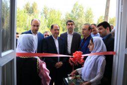 گزارش تصویری افتتاحیه خانه بهداشت دهنه سر شیجان با حضور فرماندار رشت