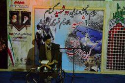 گزارش تصویری مراسم سالگشت تدفین دوشهید گمنام ویادواره ۹شهید والامقام شهر تاریخی ماسوله