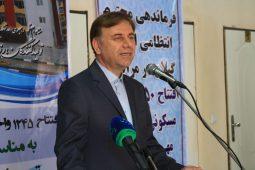 گزارش تصویری افتتاح ۲۵۰ واحد مسکن مهر ناجا در گیلان با حضور سرپرست استانداری گیلان