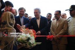 گزارش تصویری افتتاح هتل راتینس با حضور معاون رئیس جمهور در ماسال