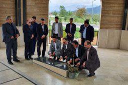روز اول کاری سیروس شفقی به عنوان فرماندار جدید لنگرود/تصاویر