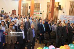 گزارش تصویری  جشن ایثار و عید غدیر در دانشگاه علوم پزشکی گیلان
