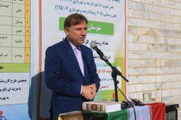 فیلم افتتاح پروژه های عمرانی شهرستان رودبار با حضور استاندار گیلان