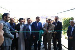 گزارش تصویری افتتاح طرح بسته بندی فراورده های زیتون در رودبار باحضور سرپرست استانداری گیلان