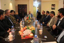 گزارش تصویری افتتاح واحد آموزش و اداری مرکز کارشناسان رسمی قوه قضاییه گیلان