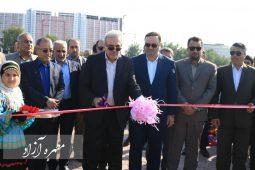 فیلم افتتاح پروژه های شهرک صنعتی منطقه آزاد انزلی با حضور مرتضی بانک