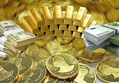دلار بازهم بالا کشید/ سکه در بازار رشت ۶۰ هزار تومان ارزان شد؛ طلا ۱۷ هزارتومان